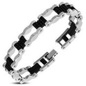 bracelet steel man men