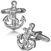 "Cufflinks ""Anchor"""
