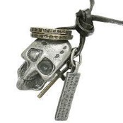 "Necklace ""Skull"""