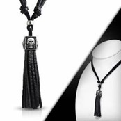 leather necklaces men