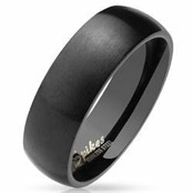 mens ring black