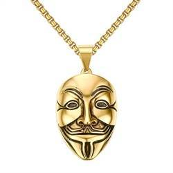 Mask - Necklace