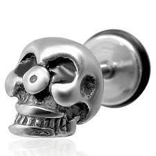 """Skull"" Stud earring. (1 pc)"