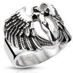 biker ring stainless steel