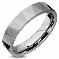 Tungsten ring men's men's rings