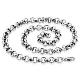 Chain i stainless steel 4 mm (60 cm)