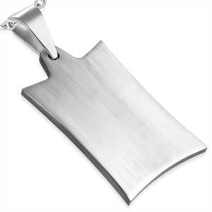 Necklace in Stainless steel (316L)