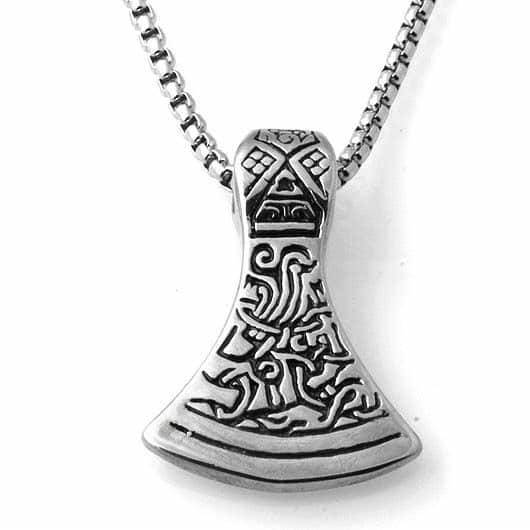 thor hammer Nordic pendant necklace