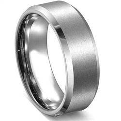 steel rings for men