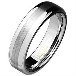 N6 Tisten / Titanium men's ring.