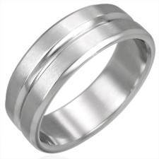 Ring in Stainless steel (316L)